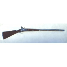 Double Barreled Flintlock Shotgun
